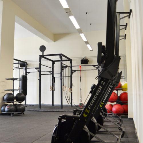 Corsi e Sala Attrezzi